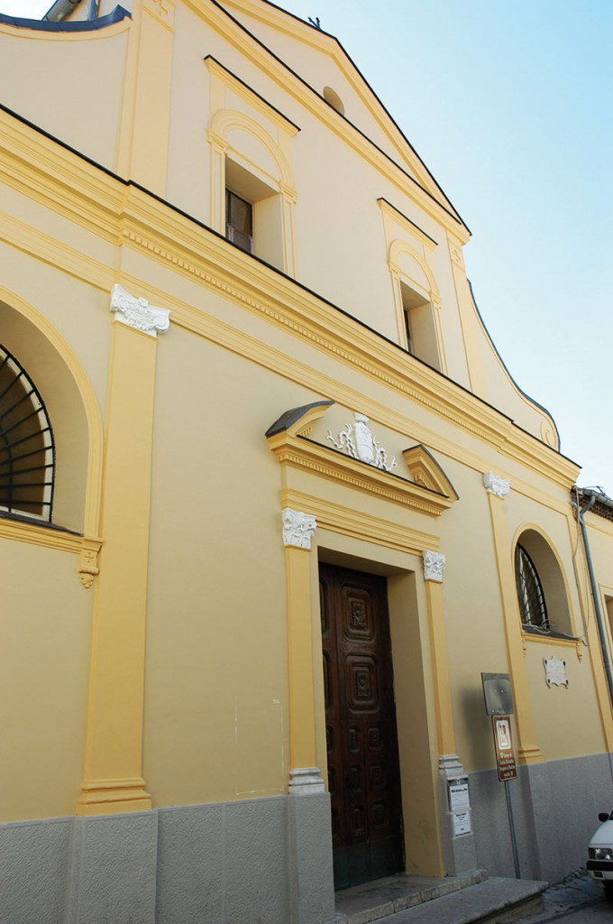 The Church of San Nicola di Bari