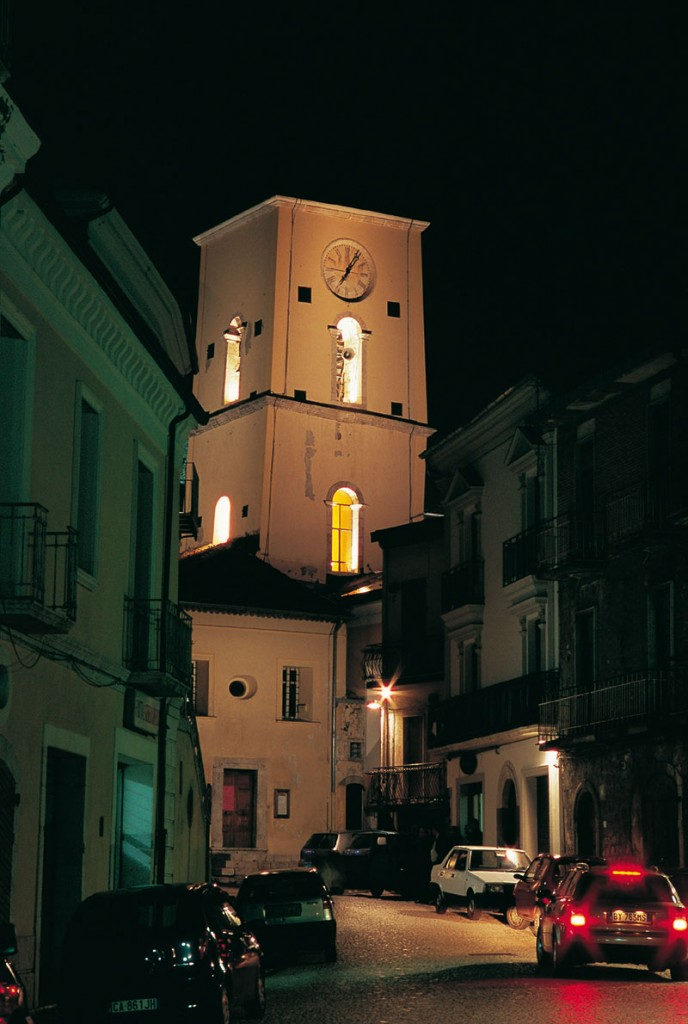 The Bell Tower and the Congregation of the SS. Rosario